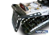Задний бампер RIVAL для Polaris Pro RMK AL 2011- (2444.7429.1)