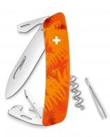Нож Swiza C03, orange fern (4007344)