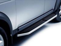 Пороги для Land Rover Discovery III