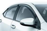 Ветровики на окна (тонированные) TOYOTA COROLLA SDN 2013+ #92492070B