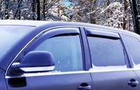 Ветровики на окна (тонированные) EGR VW TOUAREG 03-10 # 92496014B