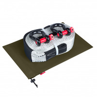Динамическая стропа ORPRO 16000 кг с аксессуарами (зеленый мешок)