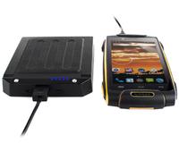Дополнительная батарея к планшету Sigma mobile X-treme PQ70/Внешнее зарядное устройство 10000mAh