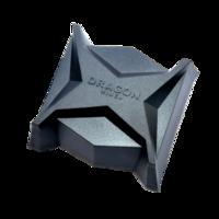 Корпус блока Dragon Winch управления (без разема для подключения  управления) DWM 6000-13000