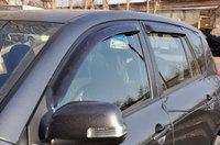 Ветровики на окна (тонированные) EGR TOYOTA RAV4 5DR SWB 06-13 # 92492053B