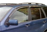 Ветровики на окна (тониров.) EGR BMW X5 2004-06 # 92410004B
