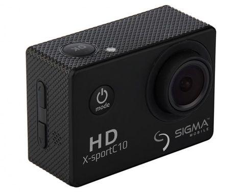 Экшн-камера Sigma mobile X-sport C10