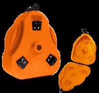 Экспедиционная канистра Cam Can Daystar оранжевая 9.5л (dayku71114or)