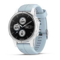 Спортивные часы Garmin Fenix 5S Plus White (010-01987-23)
