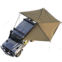 Foxwing Awning  Full Drive (FAW-2525)