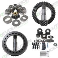 Комплект Главных Пар с набором для установки JK Rubicon 2007+ (D44/D44) 5.38 gear (Rev-JK-Rub-538 RG)