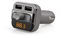 FM-трансмиттер Grand-X 95GRX HSP, Bluetooth V2.1, 2 USB 3.4A (95GRX)