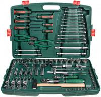 """Набор инструмента HANS, 1/4""""DR4-14мм и 1/2""""DR10-32 мм,109 предметов (TK-109)"""