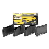 Тормозные колодки HAWK для RANGE ROVER Supercharged 2010-12 (HB685Z.610)