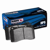 Тормозные колодки HAWK для LEXUS GX470/460/TOYOTA FJ/LC120/150/4Runner/MITSUBISHI Pajero IV 3,8/3,2 (HB490F.665)