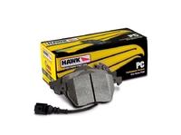 Тормозные колодки HAWK для LEXUS IS250/GS301 (HB562Z.612)