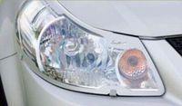 Пластиковая защита фар (прозрачная) EGR  SUZUKI SX4 06-13 # 238100