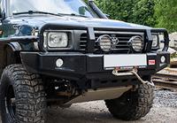 Передний бампер РИФ Toyota Hilux 1983-1997
