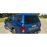 Пластиковая кабина ARB для TOYOTA Hilux DCAB 15+ с гладкой поверхностью (CLS59A)
