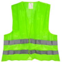 Жилет безопасности светоотражающий (green) 116 G XXL (ЖБ007)