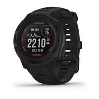 Часы-навигатор Garmin Instinct Solar Tactical Black (010-02293-03)