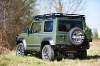 Крепление для запасного колеса для Suzuki Jimny IV с 2018 (1.5 бензин) (36307)