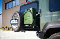 Крепление для канистры для Suzuki Jimny IV с 2018 (1.5 бензин) (36308)