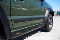 Силовые пороги для Suzuki Jimny IV с 2018 (1.5 бензин) (36313)