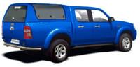 Кунг для Mazda BT-50 DC Road Ranger Profi 2 (RH02)