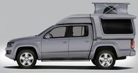 Кунг на VW Amarok Road Ranger Vario-Top H Profi