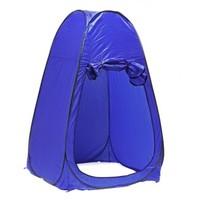 Компактная палатка из синтетической ткани - душевая кабинка / туалет (STO TN-WC0001)