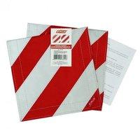 Комплект флажков со светоотражающей лентой (T001830)