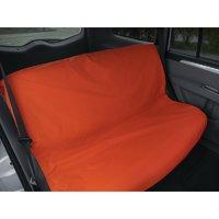Чехол грязезащитный ORPRO на заднее сиденье оранжевый (ORP-TP0119)