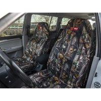 Комплект грязезащитных чехлов ORPRO на передние и заднее сиденья Осенний лес (ORP-TP0124)