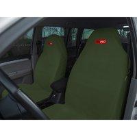 Комплект грязезащитных чехлов ORPRO на передние и заднее сиденья зеленый (ORP-TP0112)