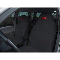 Комплект грязезащитных чехлов ORPRO на передние сиденья черный (ORP-TP0114)