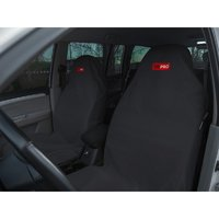 Комплект грязезащитных чехлов ORPRO на передние и заднее сиденья черный (ORP-TP0116)