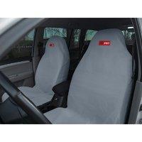 Комплект грязезащитных чехлов ORPRO на передние и заднее сиденья серый (ORP-TP0108)