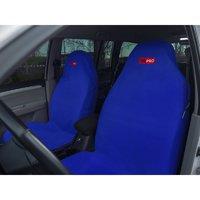 Комплект грязезащитных чехлов ORPRO на передние сиденья синий (ORP-TP0102)