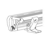 Комплект креплений для плоских поверхностей (Intensity LED Light Bar) (ARMP)