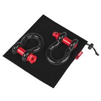 """Комплект шаклов ORPRO 3/4"""" 28.5т с черным мешком для хранения (ORP-TK0208)"""