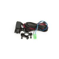 Проводной пульт управления лебёдкой Dragon Winch с крепежом на руль  ATV