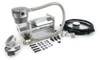 Компрессор VIAIR 420C Chrome Compressor Kit (33% Duty, Sealed) (42042)