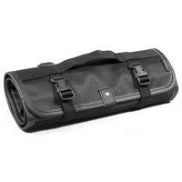 Кожаная сумка скрутка с магнитами и подсумками ToolRoll (720SM)