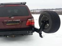 Крепление запасного колеса для Toyota Land Cruiser 105 (1998-2007)