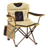 Кресло для кемпинга мягкое с подлокотниками СТОКРАТ (STO TN-PT2525)