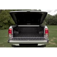 Крышка багажного отсека PROFORM для TOYOTA Hilux 2015+, система крепления TANGO, черная, текстурированный пластик