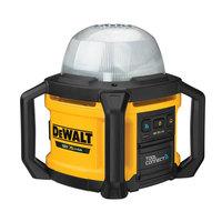 Фонарь светодиодный аккумуляторный DeWALT (DCL074)