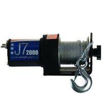 Лебедка электрическая Titanium ATV J7 2000 0.9т (1473)