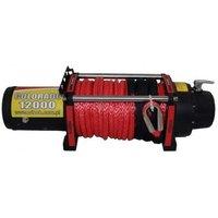 Лебедка электрическая Titanium Colorado 12000 (синтетический трос) 5.4т (1497s)